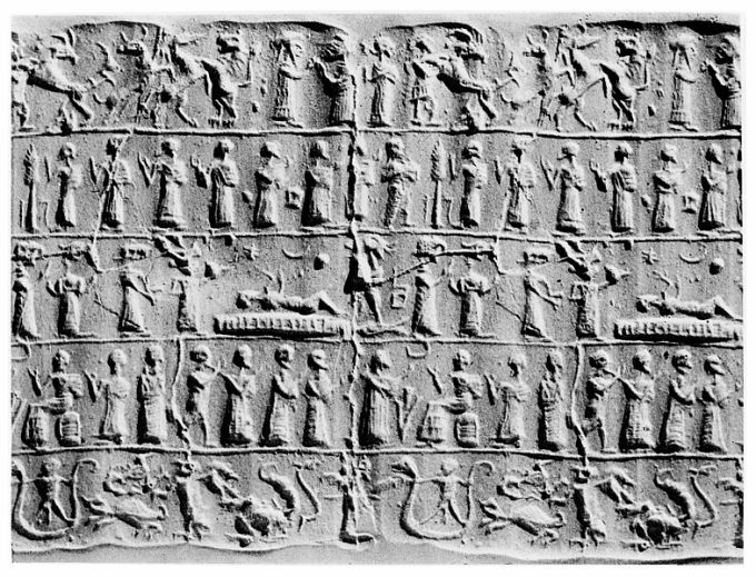 assyrian_cylindar_depicting_an_exorcism_wellcome_m0006289
