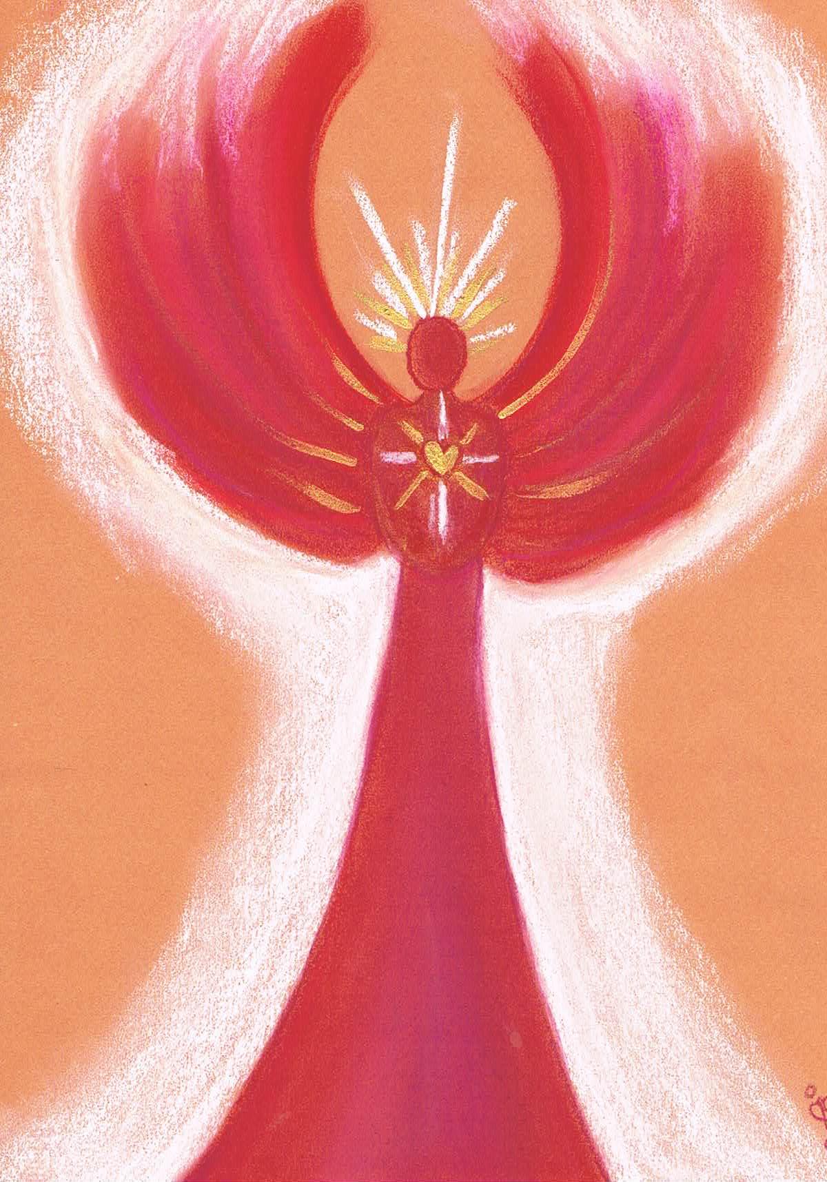L' Enracinement avec l'Archange Uriel par Carolle Crispo
