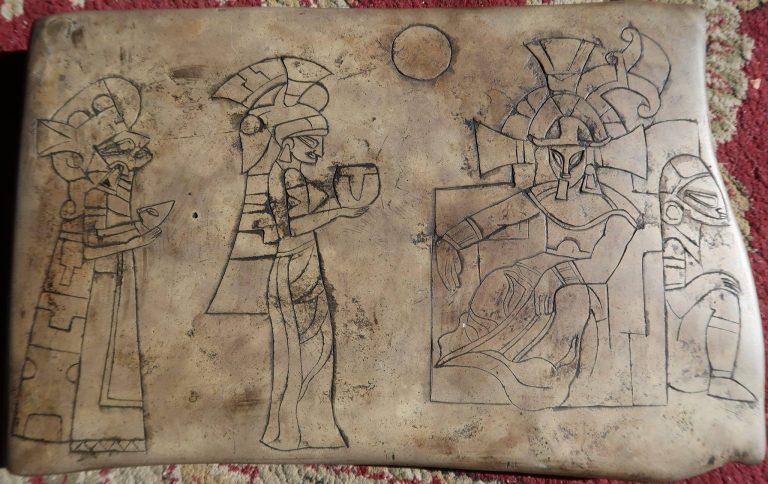 De nouveaux artefacts anciens découverts au Mexique tendent à prouver que les extraterrestres ont été en interaction avec les Mayas (vidéos)