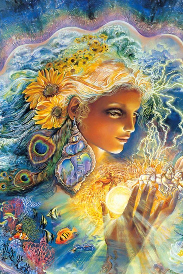 L'Amour est la clé pour réparer tous les préjudices, réjouissez-vous avec nous que le pouvoir de l'Amour se répande dans votre monde !