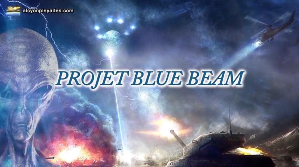 Comment l'élite impériale se prépare avec le «Projet Blue Beam»…