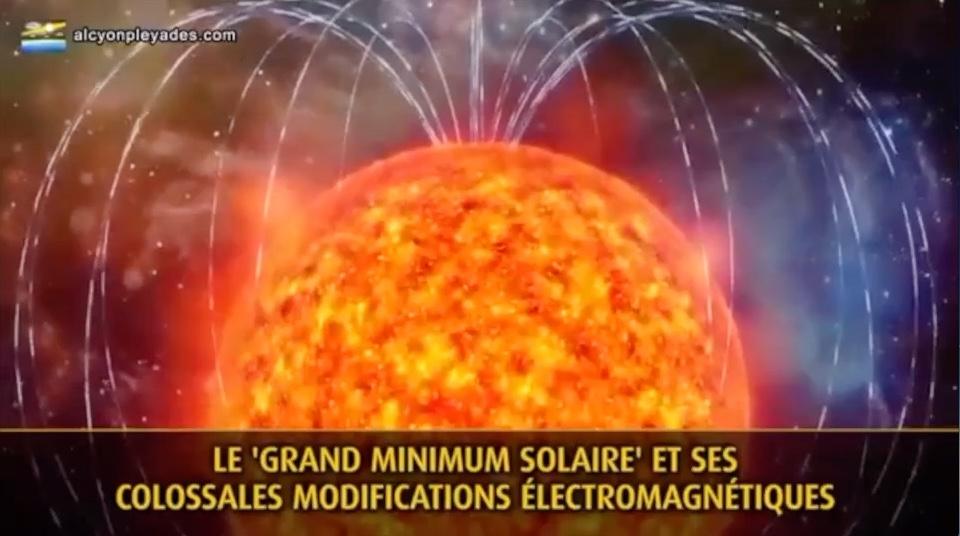 Le Grand Minimum Solaire et ses modifications électromagnétiques…