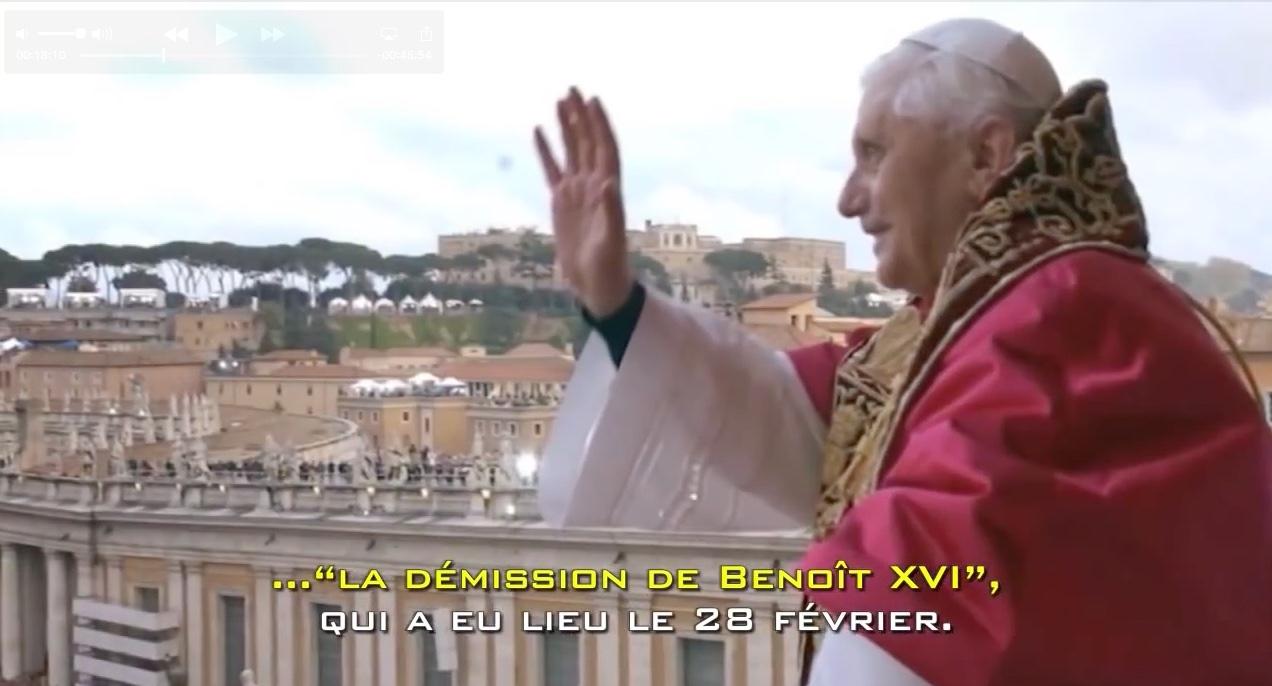 Le pape Benoit XVI, abdication ou éviction ?