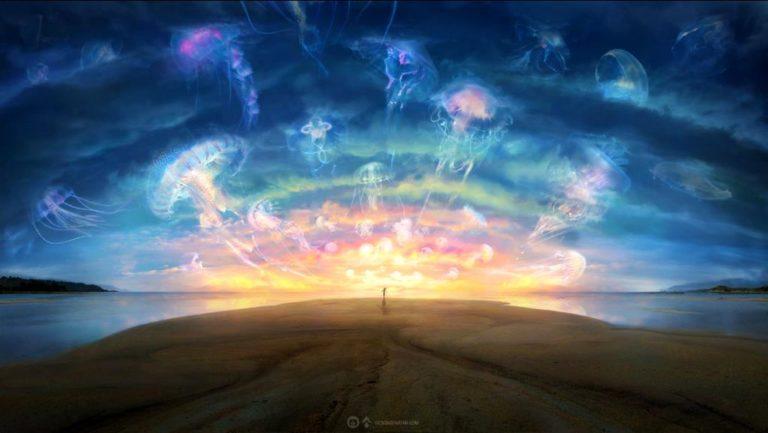 Vous êtes humain ayant une expérience d'ascension multidimensionnelle