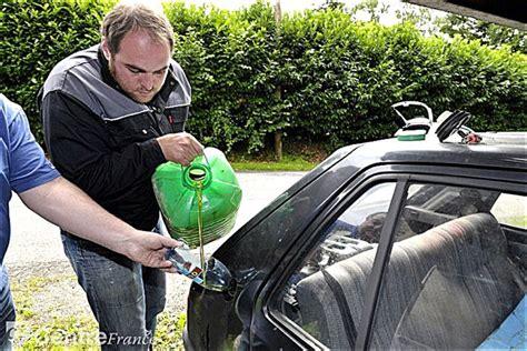Rouler à l'huile de récupération : ça marche mais est-ce écolo?