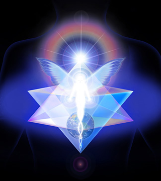 Principes de transformation personnelle et Changement de paradigmes par les WingMakers dans Principes de transformation personnelle angelinpyramidrainbow