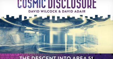 Émission « DIVULGATION COSMIQUE », l'intégrale. Saison 8, épisode 3/24 : DAVID ADAIR (3/3) : LA DESCENTE DANS LA ZONE 51