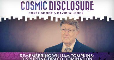 Émission « DIVULGATION COSMIQUE », l'intégrale. Saison 8, épisode 5/24 : EN SOUVENIR DE WILLIAM TOMPKINS – METTRE FIN À LA DOMINATION DRACO