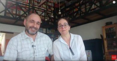 Les bons conseils d'Emmanuel et Sandrine à propos d'une éventuelle pandémie…