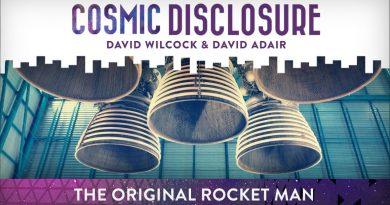 Émission « DIVULGATION COSMIQUE », l'intégrale. Saison 8, épisode 2/24 : DAVID ADAIR (2/3) : LE PREMIER HOMME DANS L'ESPACE