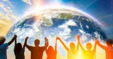 Réveillez-vous, humains de la Terre, réveillez-vous !