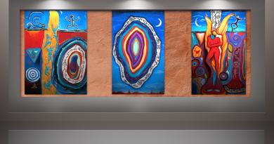 Wingmakers : Les peintures, des portails pour prendre contact? Témoignage de ma rencontre avec ces êtes galactiques…