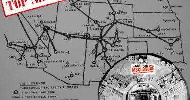 Informations Importantes sur la neutralisation en cours des DUMBs (réseau de bases souterraines militaires et aliens)