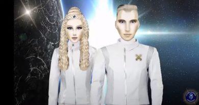 Les Galactiques par le contacté Jean-Michel Raoux : Nous voudrions œuvrer avec vous au sein du projet de l'Alliance, ça vous intéresse?
