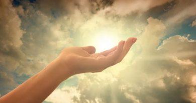 Garder la vision qui ramènera l'harmonie au peuple de la terre