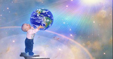 Message de la Mère Divine ~ A tous les enfants