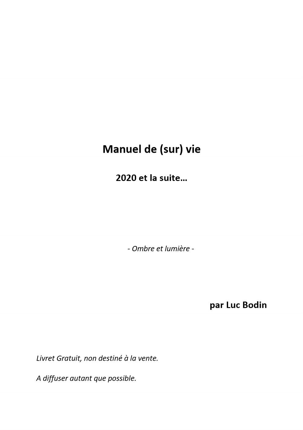 manuel de survie1