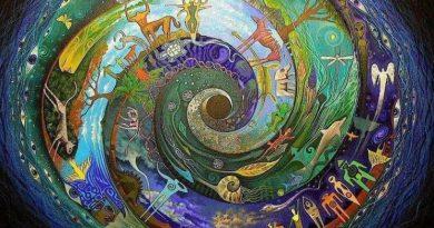 La Terre mère et l'humanité entière sont actuellement en transition