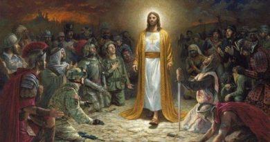 Jésus – Vous vous êtes incarné uniquement pour vivre avec Amour