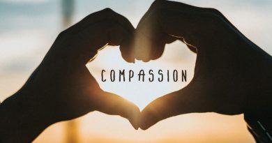 Déconfinement de la matrice par Laurent Freeman : La Compassion