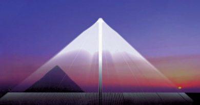 La Pyramide de Lumière – 8 avril 1947 – Par Omraam Mikhaël Aïvanhov