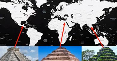 LES INCROYABLES SIMILITUDES OBSERVÉES PARMI LES CIVILISATIONS ANCIENNES