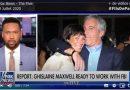 Extrait vidéo en version française : «Ghislaine Maxwell serait prête à donner des noms»