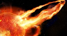 Discussion autour des possibilités de flash solaire avec le Conseil Intergalactique